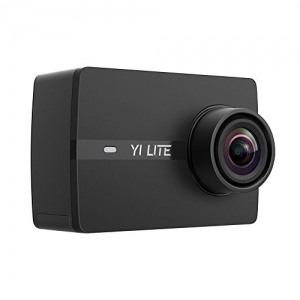 ihocon: YI Lite 16MP Real 4K Sports Action Camera (Black)  運動相機