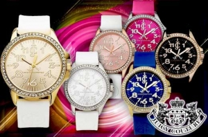 Juicy Couture女錶 特價再8折, 原價$250的錶才$55.2
