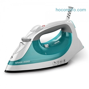 ihocon: BLACK+DECKER Xpress Steam Iron 蒸氣熨斗