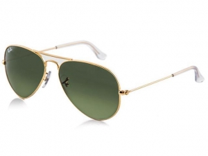 ihocon: Ray Ban RB3025 Aviator Metal Classic Sunglasses太陽鏡