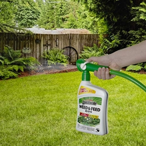 ihocon: Spectracide Weed & Feed 20-0-0, Ready-to-Spray, 32-Ounce 除雜草藥