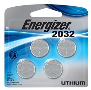 ihocon: Energizer Watch/Electronic/Specialty Battery, 2032, 3V, 4/Pack 鈕釦電池