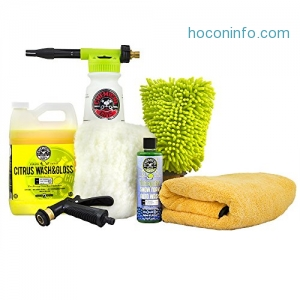 ihocon: Chemical Guys HOL_302 Foam Blaster 6 Foam Wash Gun Kit, 7 Items