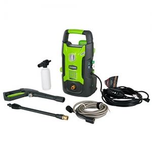 ihocon: Greenworks 1600 PSI 13 Amp 1.2 GPM Pressure Washer GPW1602 高壓清洗機