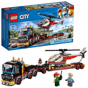 ihocon: LEGO樂高 City Heavy Cargo Transport 60183 Building Kit (310 Piece)