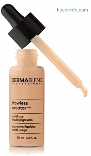 ihocon: Dermablend Flawless Creator Liquid Foundation Makeup Drops遮瑕粉底液-多色可選