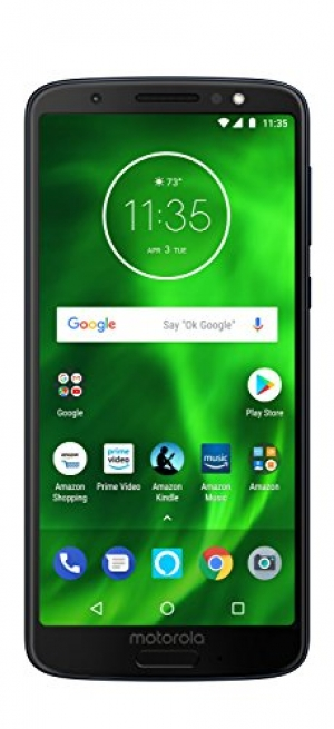 [Prime專屬] Moto G6 Unlocked無鎖手機  64 GB $159.99 / 32GB $139.99