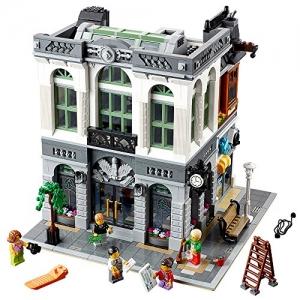 ihocon: LEGO 樂高 Creator Expert 系列: Brick Bank 10251 Construction Set