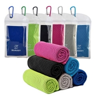 ihocon: SukeenCooling Towel (40x12)[6 Pack] 運動涼巾