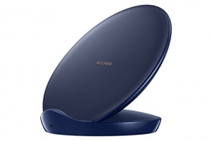 ihocon: Samsung Qi Certified Fast Charge Wireless Charger Stand (2018 Edition)無線快速充電板