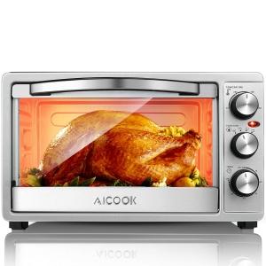 ihocon: Aicook Toaster Oven Broiler 小烤箱