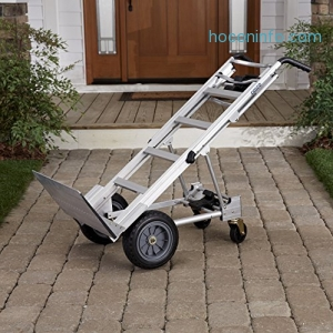 ihocon: Cosco 3-in-1 Aluminum Hand Truck/Assisted Hand Truck/Cart