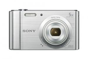 ihocon: Sony (DSCW800) 20.1 MP Digital Camera (Silver)
