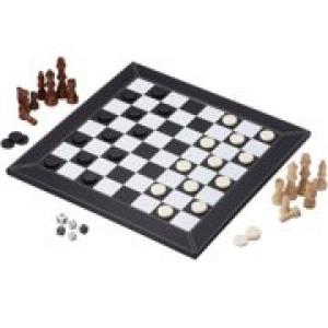 Mainstreet 3合1 西洋棋 $12(原價$27, 56% Off)