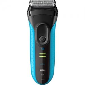 ihocon: Braun Series 3 ProSkin 3040s Men's Electric Razor博朗乾濕兩用男士電動刮鬍刀