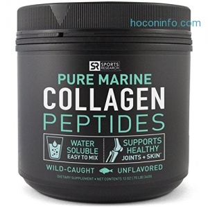 ihocon: Premium Marine Collagen Peptides (12oz) 膠原蛋白
