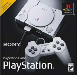 ihocon: Sony Playstation One Classic System With 20 Games Included and Two Controllers