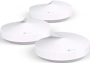 ihocon: TP-Link Deco Whole Home Mesh WiFi System家庭網路系統 - 覆蓋範圍up to 5,500 sq. ft., 可與Amazon Alexa協作