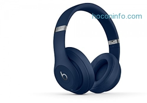 ihocon: Beats Studio3 Wireless Headphones - Blue
