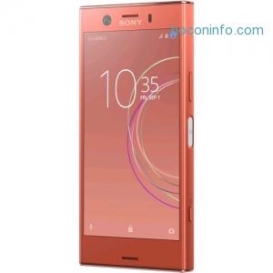 ihocon: Sony Xperia XZ1 Compact G8441 32GB Smartphone (Unlocked, Twilight Pink)