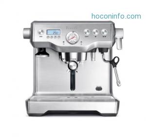 ihocon: Breville BES920XL Dual Boiler Espresso Machine專業級半自動義式咖啡機