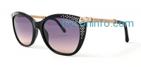 ihocon: Roberto Cavalli Tania Crystal-Tipped Butterfly Sunglasses (RC979S)