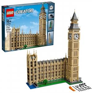 Lego樂高積木 Creator系列特價, 像是LEGO Creator Expert Big Ben 10253 $199.99免運(原價$249.95)