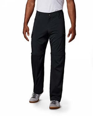 ihocon: Columbia Silver Ridge Stretch Convertible Pants可拆長褲(拆掉褲腿變短褲)