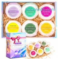 ihocon: TASEYAR Bath Bombs Gift Set 泡澡氣泡彈禮盒