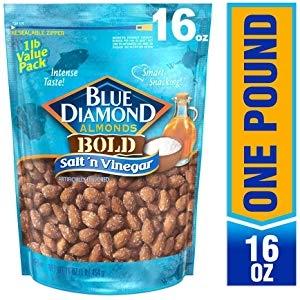 快! Amazon: Blue Diamond Almonds 一日特賣!