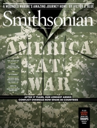 ihocon: Smithsonian Magazine一年11期