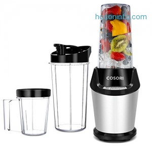 ihocon: Cosori 10-Piece Personal Blender with Cleaning Brush, Cups, and Bottles