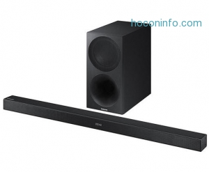 ihocon: Samsung HW-M450/ZA 320W 2.1ch Soundbar w/ Wireless Subwoofer