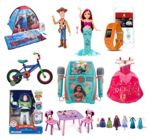 Target: Disney 商品 買2送1