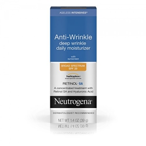 ihocon: Neutrogena Ageless Intensives Anti-Wrinkle Daily Facial Moisturizer with SPF 20 深層抗皺保濕霜