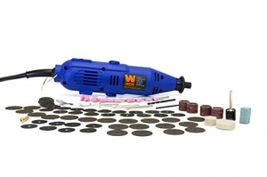 ihocon: WEN Variable Speed Rotary Tool Kit with 100-Piece Accessories電動打磨/鑽孔機