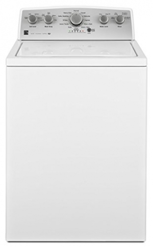 ihocon: Kenmore 22352 4.2 cu. ft. Top Load Washer in White, includes delivery and hookup 洗衣機