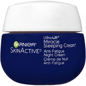 ihocon: Garnier SkinActive Miracle Anti-Fatigue Night Cream, 1.7 Ounce 卡尼爾抗疲勞晚霜