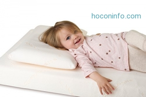 ihocon: Clevamama Foam Toddler Pillow 幼兒枕頭