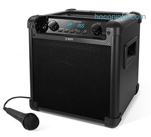 ihocon: ION Audio Tailgater Portable Bluetooth PA Speaker with Mic
