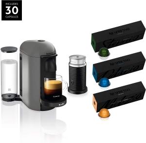 [Amazon 今日特賣] Nespresso VertuoPlus 膠囊咖啡機及咖啡膠囊 特賣 特價優惠