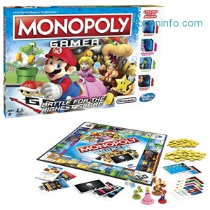 ihocon: Monopoly Gamer Board Game