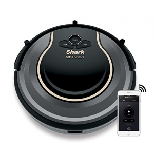 ihocon: SHARK ION Robot Vacuum R75 WiFi-Connected, Voice Control Dual-Action Robotic Vacuum, Works with Alexa (RV750)  智能聲控吸地機器人