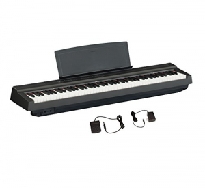 ihocon: Yamaha P125 88-Key Weighted Action Digital Piano 88鍵加重琴鍵電鋼琴