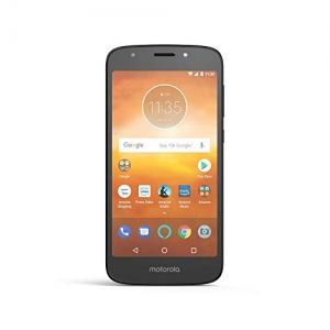 ihocon: Moto E5 Play 16 GB – Unlocked (AT&T/T-Mobile – Prime Exclusive Phone  5播放 -  16   - 解鎖(& / -) - 黑色 -  獨家電話