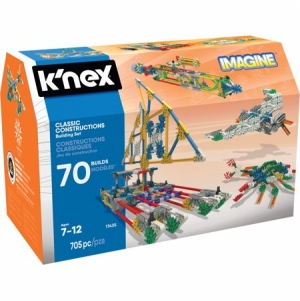ihocon: K'NEX Imagine Classic Constructions 70 Model Building Set
