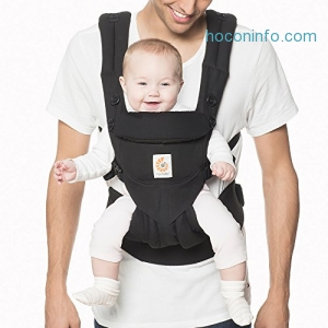 ihocon: Ergobaby OMNI 360 嬰兒背帶 All-in-One Ergonomic Baby Carrier