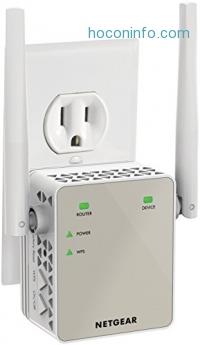 ihocon: NETGEAR AC1200 WiFi Range Extender - Essentials Edition (EX6120-100NAS)