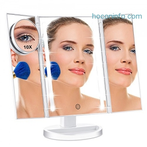 ihocon: LED Lighted Makeup Mirror 化妝鏡