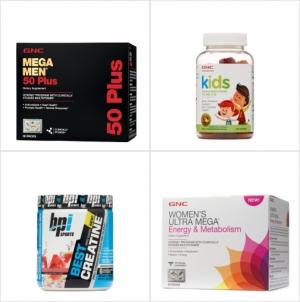 ihocon: GNC MEGA MEN 50 PLUS VITAPAK PROGRAM 男士銀髮族營養補充品, 30包(一個月份)